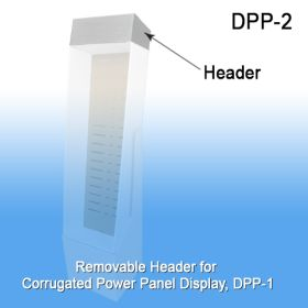 Optional Removable Header for DPP-1