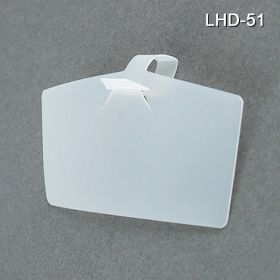 wide label holder for UPC labels, LHD-51