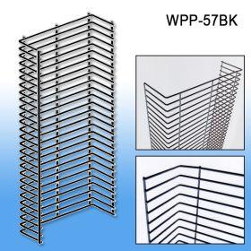 power wing retail endcap display, WPP-57BK