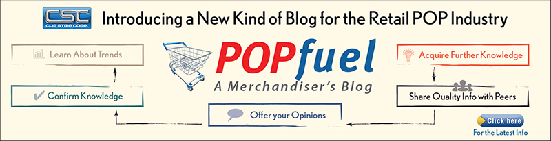 POP Fuel | A merchandisers blog