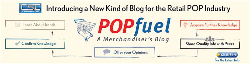 POP Fuel | A merchandisers blog