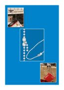 beaded chain fasteners, clip strip corp