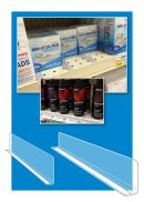 Econo-Line Shelf Dividers, Clip Strip Corp.