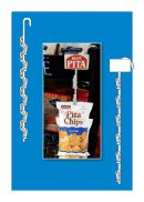 Metal Clip Strips - Single & Double Sided Merchandising Strips