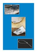Locking Strap Loops | Pin Security Fasteners for Signs or Price Tagging