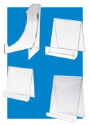acrylic display easels
