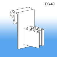 Shelf Edge Flag - Sign Holder | Aisle Violators, EG-40