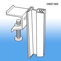 gripper screw mount price channel sign holder, CMGT-602