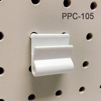 Power Panel Clip, for Pegboard and Slatwall, PPC-105