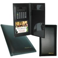 Check Presenter, Restaurant Supply, Calculator, RCP-01