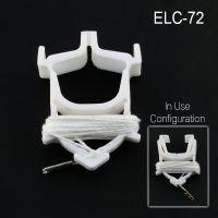 ceiling grid clip, 6 foot cord, ELC-72