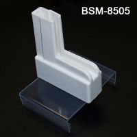 Clip-On Base Boot-shaped gondola sign holder, BSM-8505