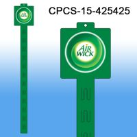 Custom Printed Merchandising Strip, 12 Stations, Easy to Load, CPCS-15-425425