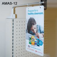 Adjustable Magnetic Extending Sign Holder, AMAS-12