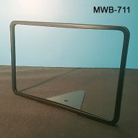 "11"" Wide x 7"" High Metal Sign Frame with Wedge Base, MWB-711"
