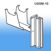 Under Shelf Spring-Mount Grip-Tite™ Sign Holder, USSM-10