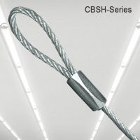 Ceiling Cable with Looped Ends, CBSH-18