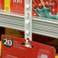 Clip Strip® Merchandising Strip, without Tape, CS-12NT