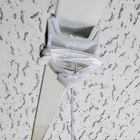 48 inch cord ceiling grid clip, ELC-48