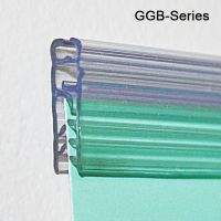 "24"" Galactic Grip-Tite™ Banner & Sign Holder with Adhesive, for Wall Mount,GGB-721"