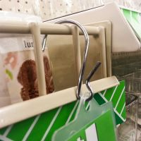 Reusable, Walmart® Approved S-Hooks for Walmart Impulse Display Strips, SH-75