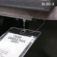 3 Inch long super loop price tag string, SLSC-3