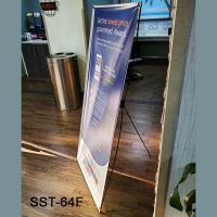 Floor Banner Stand, SST-64F