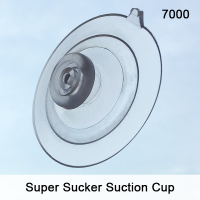 Clip Strip Corp. Super Sucker Suction Cup, 7000