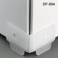 Corner Display Foot, Dump_Bin_Foot, DF-004
