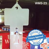"""WMS-23, Walmart® Approved """"Heavy Duty"""" Impulse Strip"""