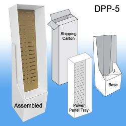Corrugated Floor Merchandisers, Clip Strip Corp.