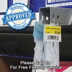 Walmart Dept 82 Clip Strip® Brand Impulse Strips - Approved Vendor