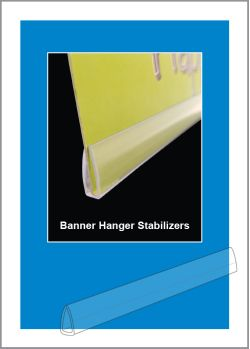 Banner Hanger Stabilizers