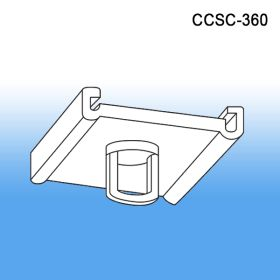 Swivel Loop Ceiling Clip - Hang and Display Accessories, CCSC-360