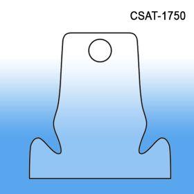 Clam Shell Adapter Hang Tab, CSAT-1750