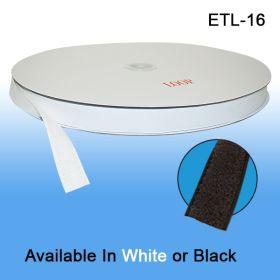 """Hook & Loop Fastener Tape, 5/8"""" wide, ETH-16, ETL-16"""