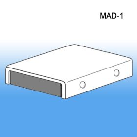 Magnetic Sign Holder Adapter, MAD-1