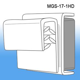 Grip-Tite Heavy Duty Magnetic Sign Holder, MGS-17-1HD