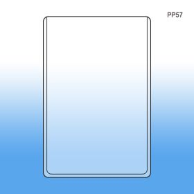 """5"""" x 7"""" Sign Holder & Print Protector, PP57"""