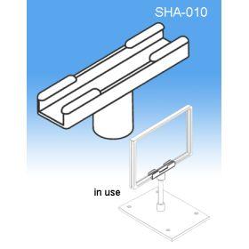 Stem Mount   Sign Frame System Components - Display Signs, SHA-010