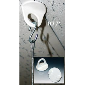 Twist A Ceiling Loops - Hanging Accessories, item#TO-71