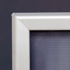 Mitered Corner 20 x 30 sign frame, CSF125-2030
