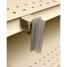 price channel screw mount sign holder, CMGT-603