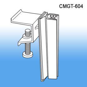 gripper screw mount price channel sign holder, CMGT-604