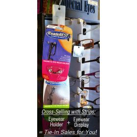 Cross selling with clip strips, EL-6NT