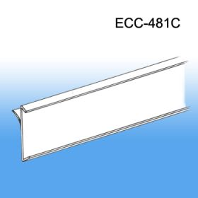 C - Channels | Data and Label Price Channel Systems - UPC for Shelving, ECC-481