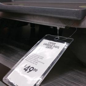 """super loop price tag string, SLSC-3, 3"""" long"""