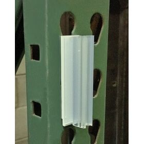 teardrop hole warehouse upright sign holder, WUGT-03