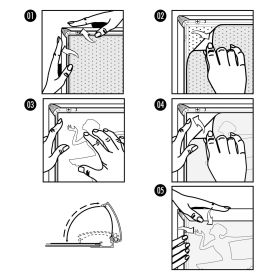 11 x 17 snap frame assembly instructions