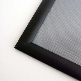 "CSF1-2436MB, black snap frame 24"" x 36"", mitered corners"